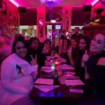 Striptease dinner Amsterdam