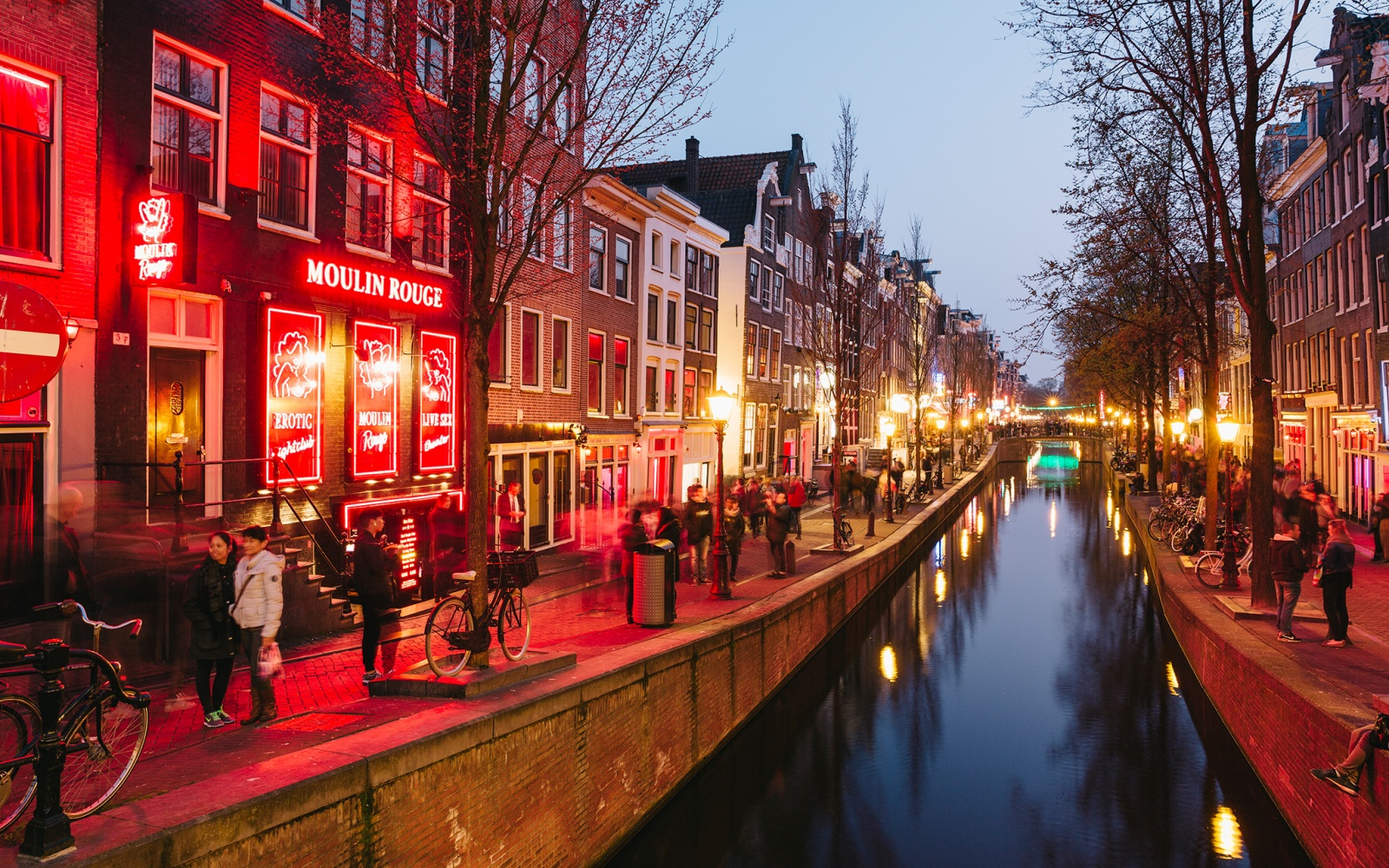 red light district amsterdam for couples