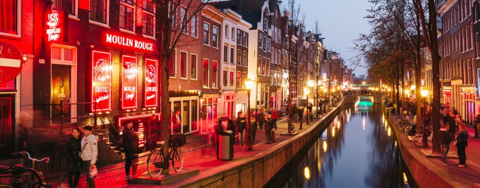 Amsterdam Red light tours
